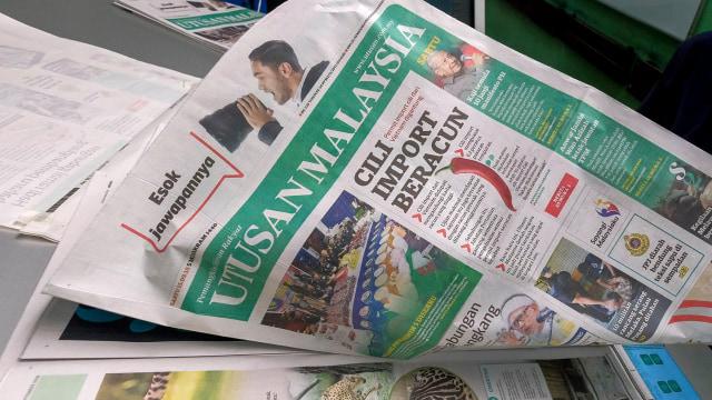 Tutupnya Media Cetak Tertua Malaysia & Tantangan Era Digital